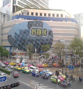 5 things you can do in the MBK shopping center