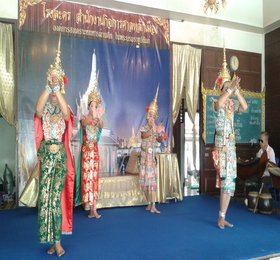 Cultural adaptation -  Thai traditional dance