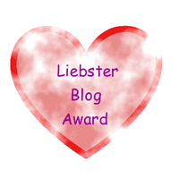 My Liebster Blog Award logo