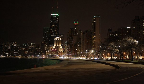 Explore the Chicago music scene at night