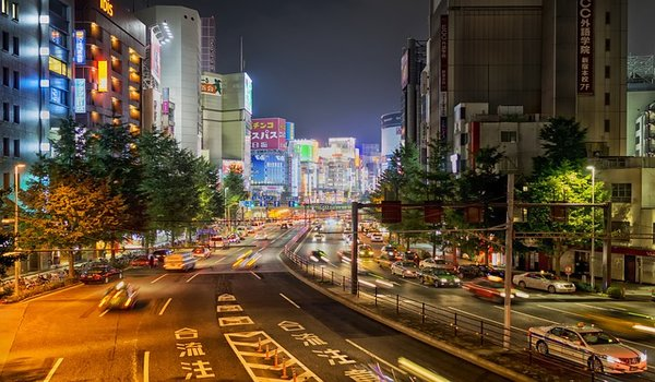 searching for unusual Tokyo Hotels